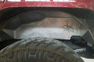 Nemesis Industries Replacement Rear Inner Fender Liner, Unfinished - JK