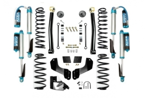 EVO Manufacturing 3.5in Enforcer Overland Lift Kit w/King Shocks Stage 2 (Part Number: )