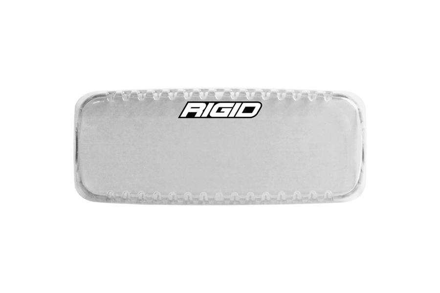 Rigid Industries SR-Q Series Light Cover, Clear