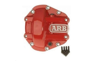 ARB Dana 44 Differential Cover, Red  (Part Number: )
