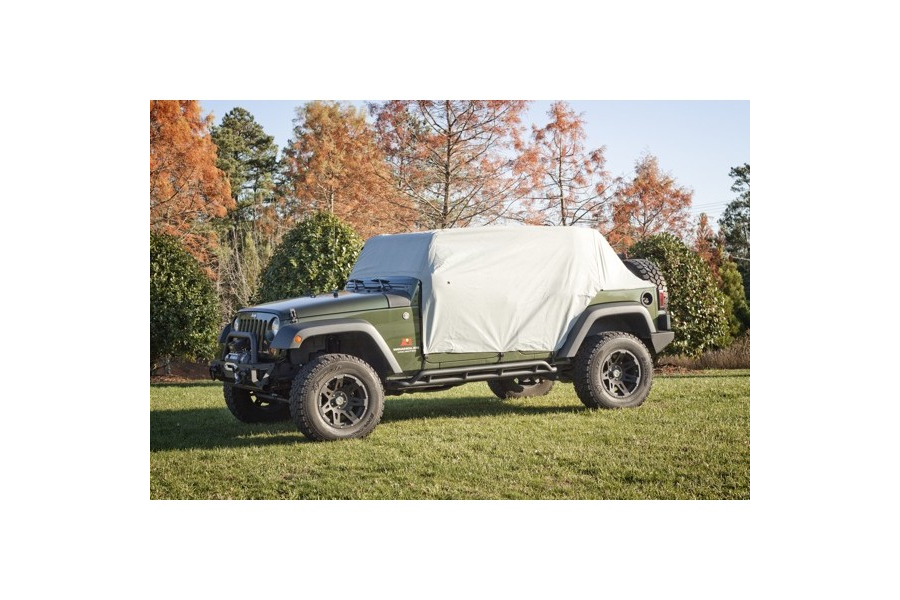 Rugged Ridge Weather Lite Cab Cover (Part Number:13318.10)