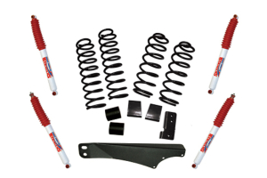 Skyjacker Suspension 2.5in Sport Lift Kit, w/ Hydro Shocks   - JK 4dr
