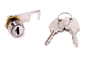 Tuffy Security Camlock & Keys (Part Number: )