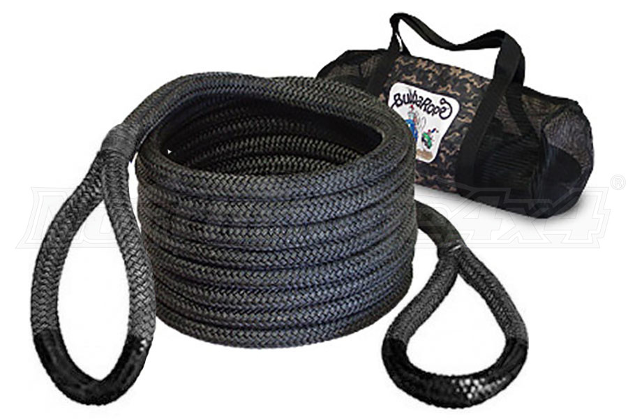 Bubba Rope 28,600lb Black (Part Number:176660BKG)