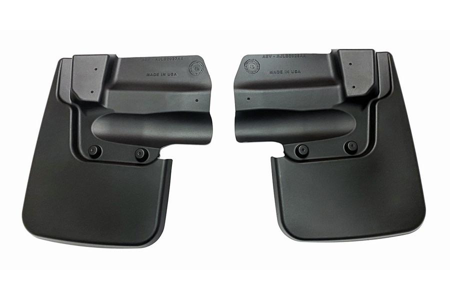 AEV Rear Bumper Splash Guards - Standard Flares - JL Non-Rubicon