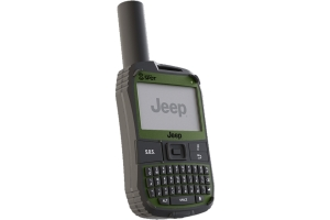 SPOT X Series 2-Way Satellite Messenger w/ Bluetooth Jeep Edition