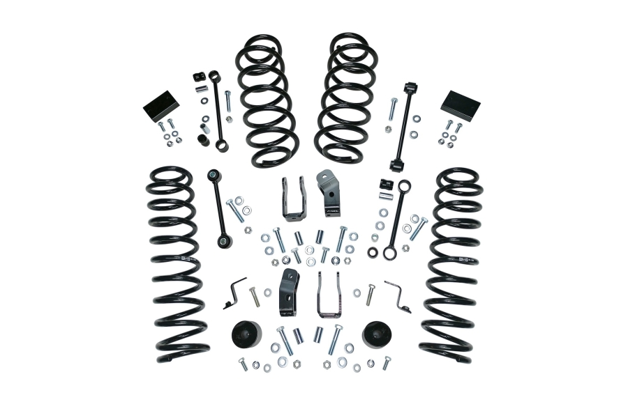 Rugged Ridge 2.5in Suspension Lift Kit   - JL 4Dr