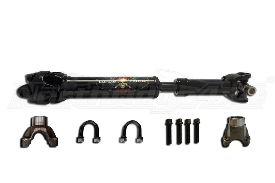 Adams Driveshaft Heavy Duty Greasable Rear 1310 CV Driveshaft (Part Number:JK-1310R-G2D)