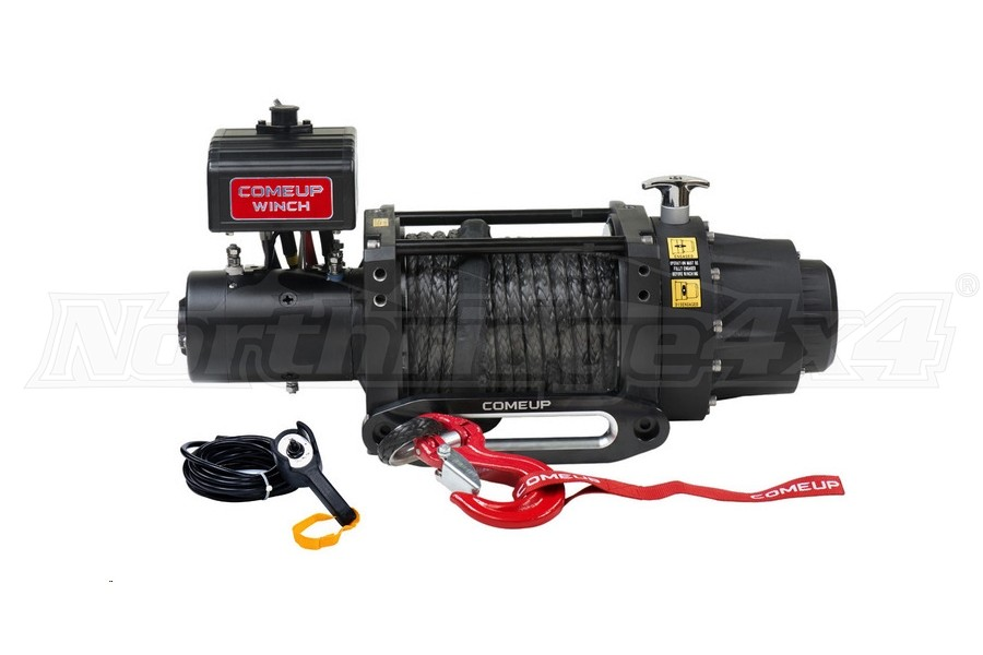 Comeup Seal Gen2 Recovery Winch w/ Synthetic Rope (Part Number:295640)