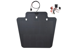 Cascadia 4x4 VSS Hood Solar Panel System - JK