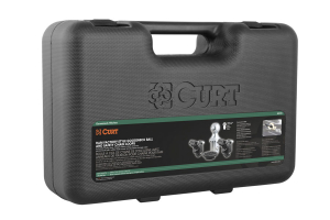 Curt Manufacturing OEM Puck System Gooseneck Ball and Safety Chain Anchor Kit (Part Number: )