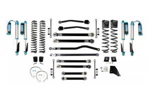 EVO Manufacturing 6.5in Enforcer Stage 4 Plus Lift Kit w/ King Shocks - JT Diesel
