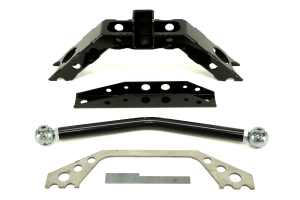 Rock Krawler 3 Link Rear Conversion Long Arm Kit (Part Number: )