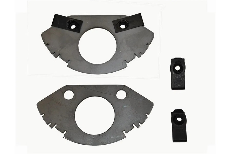 Off Road Only LiteDOT Mounting Bracket for Over 4-4.5in Hole