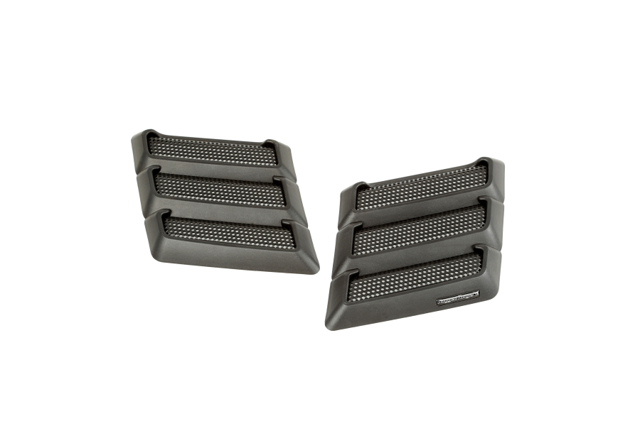 Rugged Ridge Performance Hood Vents (Part Number:17759.09)
