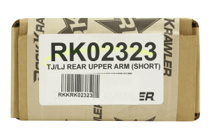 Rock Krawler Adjustable Rear Upper Control Arms 2-4in Lift (Part Number: )