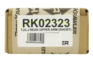 Rock Krawler Adjustable Rear Upper Control Arms 2-4in Lift - TJ/LJ