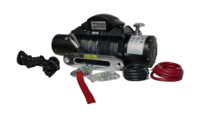 ENGO SR Series Winch w/Synthetic Rope 10,000 lb