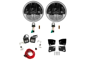 Northridge4x4 Front Light Package ( Part Number: RIG-PSP-KIT)