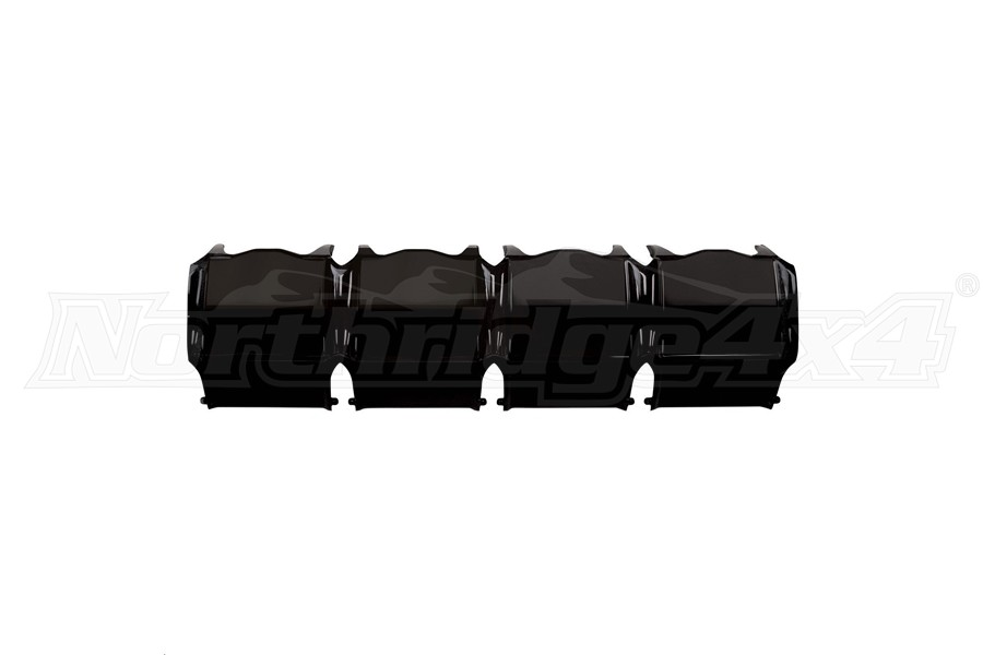 Rigid Industries Adapt 10in Cover, Black (Part Number:11001)