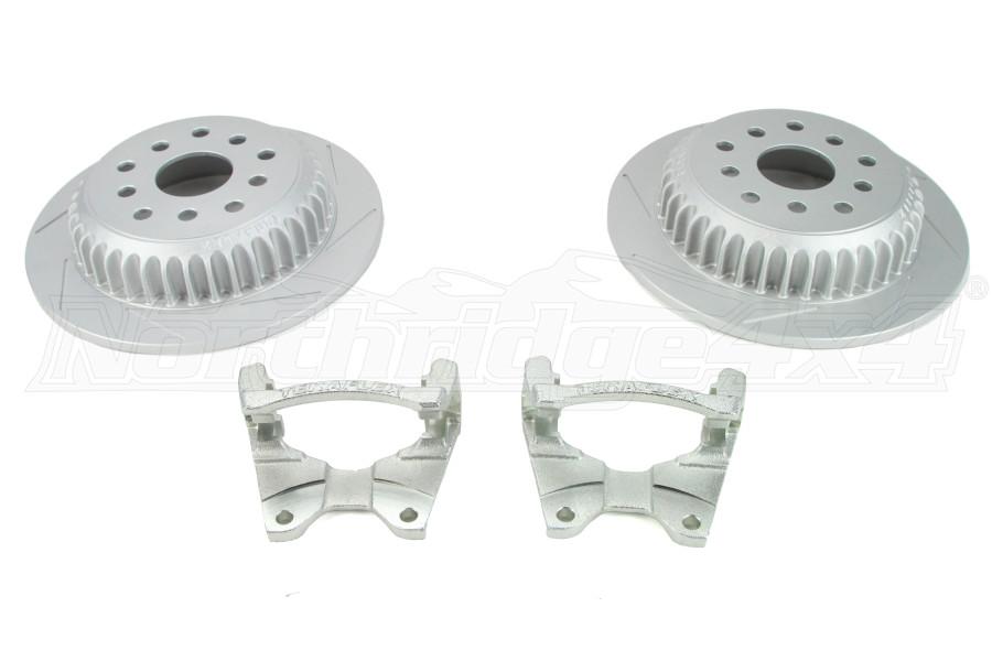 Teraflex Performance Big Rotor Kit Slotted Rear (Part Number:4304460)