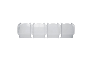 Rigid Industries Adapt 10in Cover, White (Part Number: )