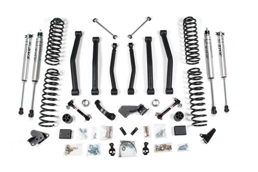 BDS Suspension 4in Suspension Lift Kit (Part Number:1417H)