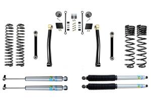 Evo Manufacturing 2.5in Enforcer Stage 3 Lift Kit w/ Bilstein Shocks - JT Diesel