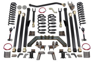 Clayton 5.5in Double Triangulated Suspension Lift 7in Stretch Kit (Part Number: )