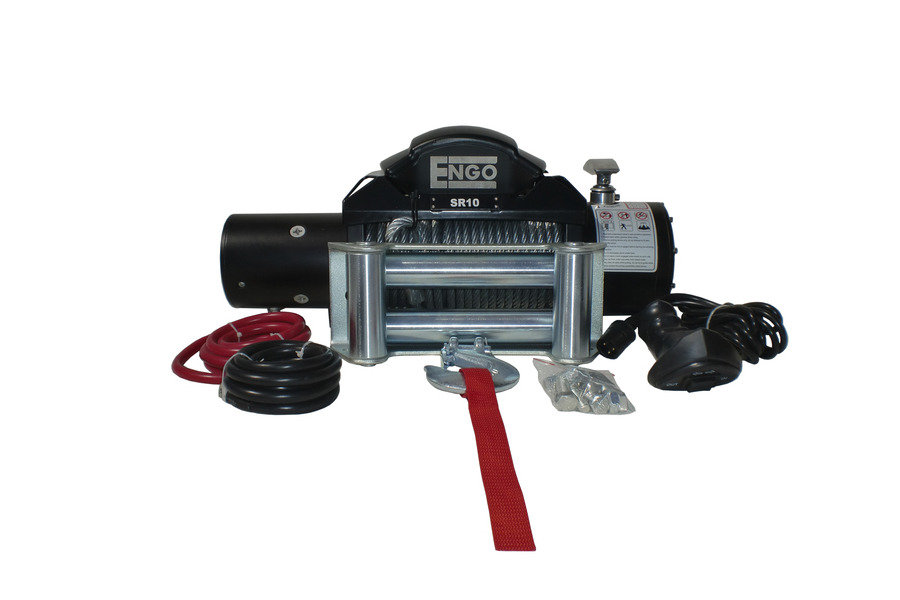 ENGO SR Series Winch 10,000 lb (Part Number:97-10000)