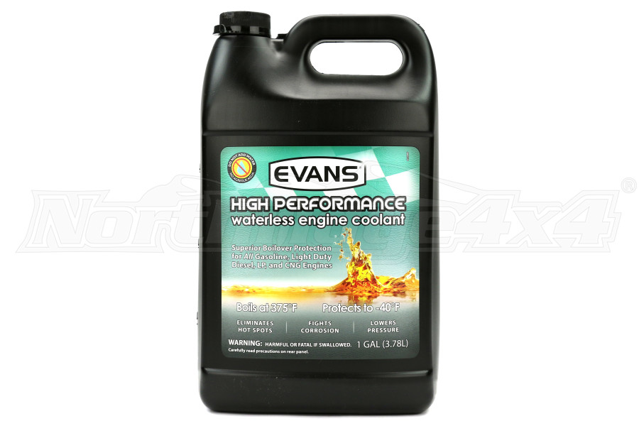 Evans Cooling High Performance Waterless Engine Coolant (Part Number:EC53001)