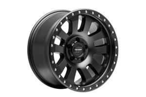 Pro Comp 46 Series Prodigy Wheel 17x9 5x5 Satin Black (Part Number: )