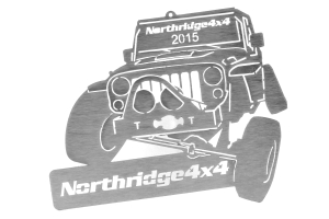 Northridge4x4 2015 Christmas Ornament ( Part Number: 2015XMASORN)