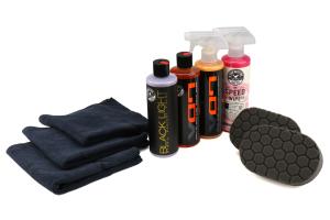Chemical Guys Black Car Care Kit