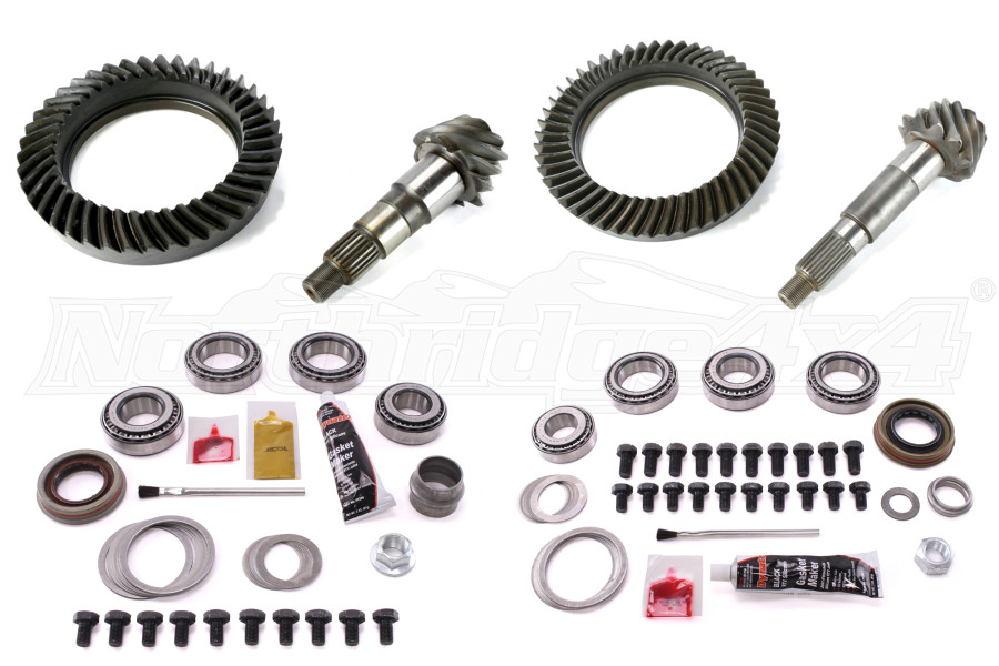 Motive Gear Dana 44/44 Gear Package and Master Overhaul Kits - Rubicon JK