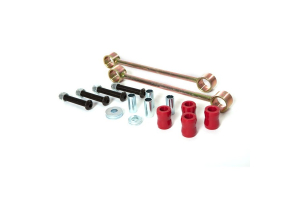 Rugged Ridge Rear Sway Bar End Links 2.5-Inch Lift - JK
