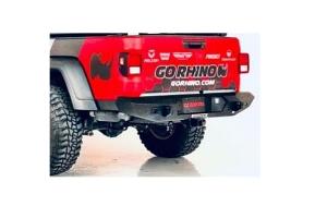 Go Rhino Trailline Rear Full Width Bumper - JT
