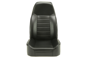 Smittybilt Standard Bucket Seat Black ( Part Number: 44901)