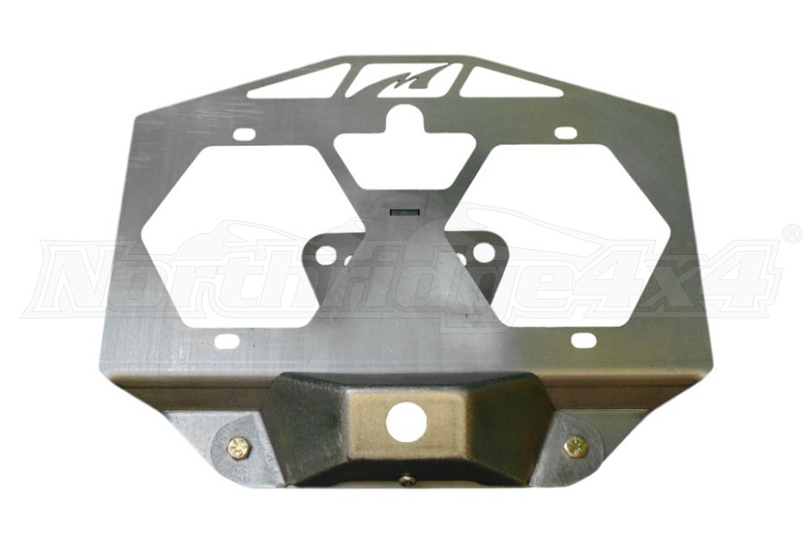 Motobilt Spare Tire Tag Relocation Kit w/ Camera Mount  - JL