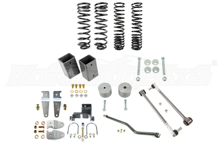 Synergy Manufacturing 2in Stage 1 Suspension Lift - JK 2DR (Part Number:8021-20)