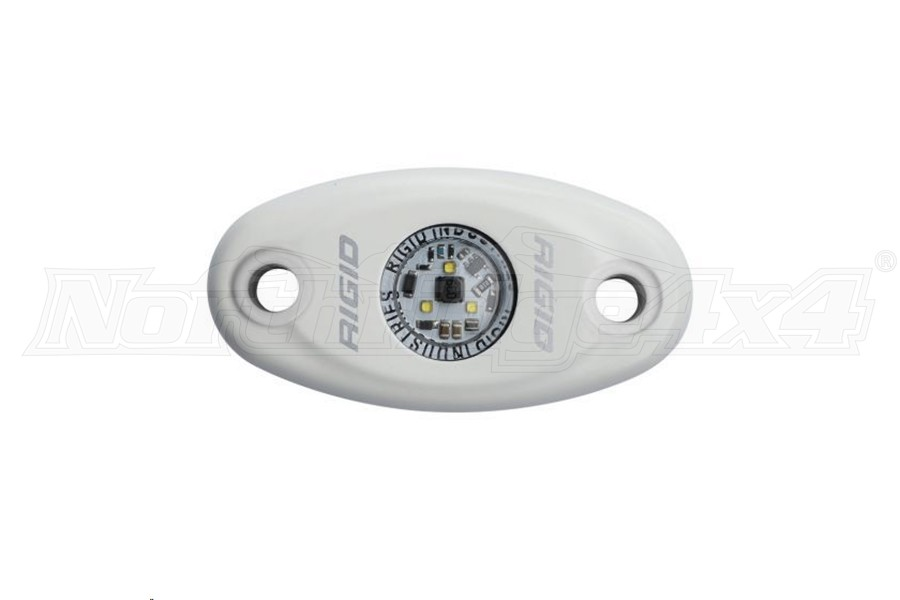 Rigid Industries A-Series Light High Power Warm White (Part Number:480193)
