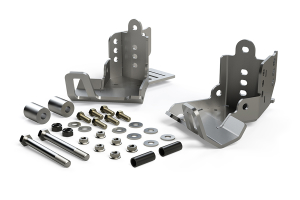 Teraflex HD Falcon Rear Shock Skid Plate (Part Number: )
