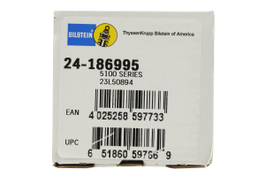 Bilstein 5100 Series Short Arm Shock Front 3-5in Lift  (Part Number: )