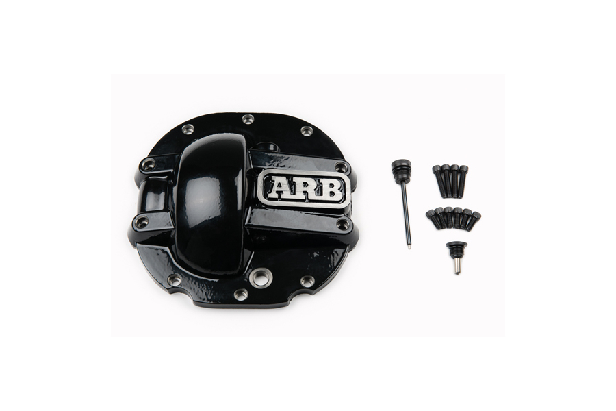 ARB GM 10-Bolt Diff Cover Black