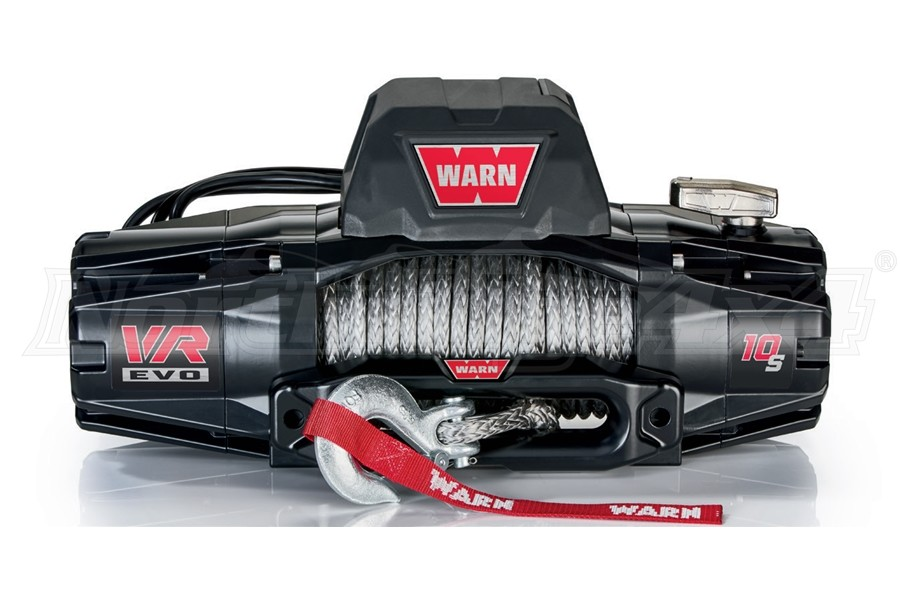 Warn VR EVO10-S Winch w/ Synthetic Rope