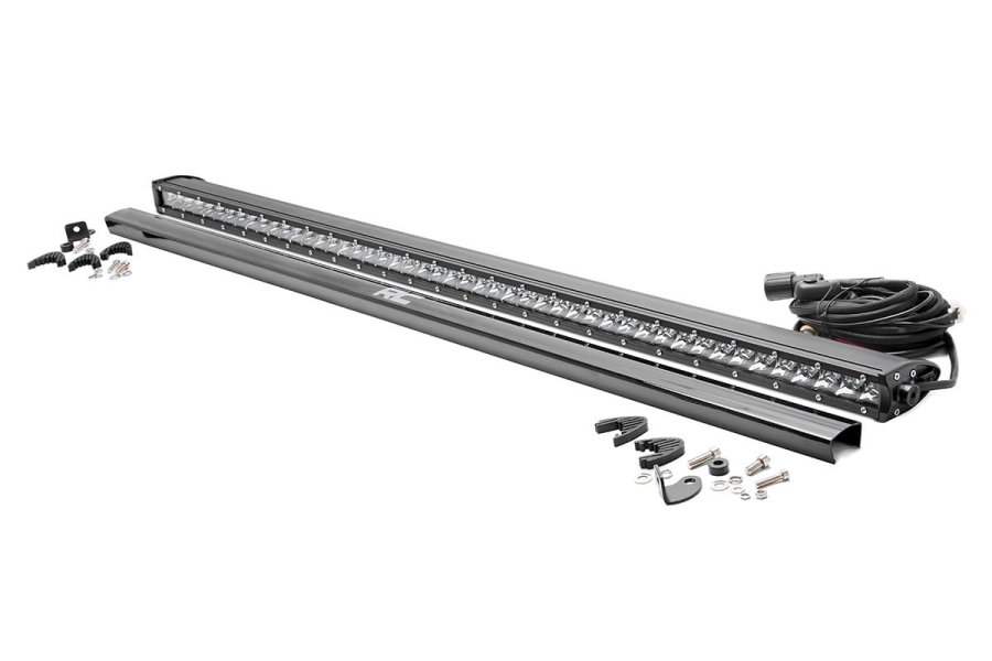 Rough Country 50in Chrome Series Single Row Light Bar (Part Number:70750)
