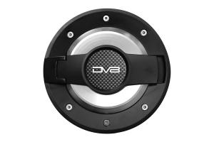 DV8 Fuel Door - Black  - TJ