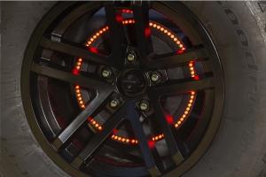 Rugged Ridge Third Brake Light Ring  - JL