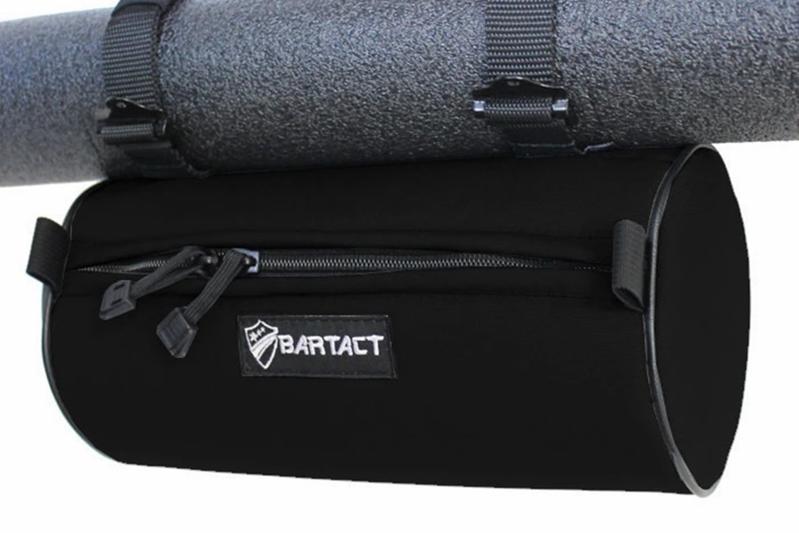 Bartact Roll Bar Barrel Bag - Large, Black