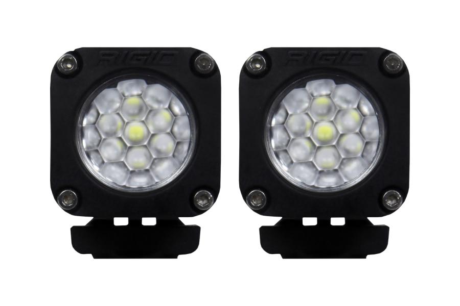 Rigid Industries Ignite Flood Diffused Backup Light Kit (Part Number:20541)